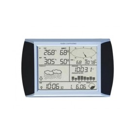 Stazione Meteo Professionale wireless touch-screen Usb