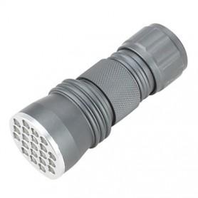 Mini-torcia Ultravioletti 21 led