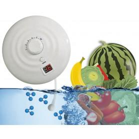 Sterilizzatore ad ozono per frutta e verdura (per aria e acqua)