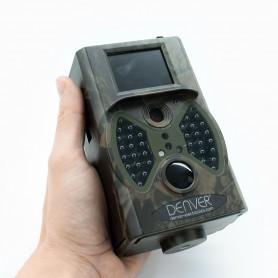 Wildlife video-camera mimetica per controllo ambientale
