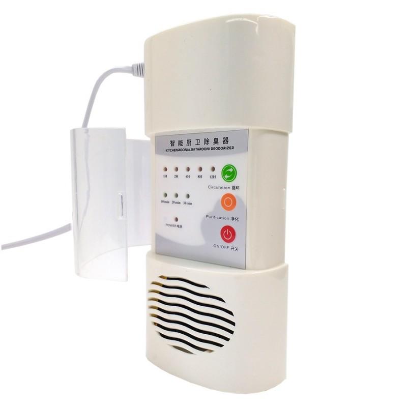 Generatore ioni ozono automatico