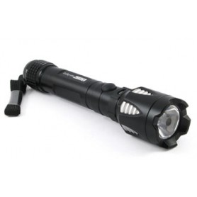 Super Torcia LED 900 lumen ricaricabile Usb