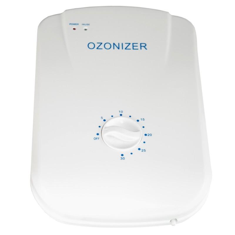 Generatore di ozono per purificare aria, acqua, frutta, verdura