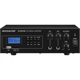PA-802/usb Amplificatore Mixer PA Mp3