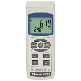 Lutron AQ-9901SD Air Quality Meter