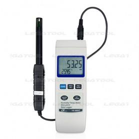 Lutron YK-90HT Misuratore di umidità con data logger