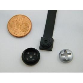 Micro Spy-cam FHD 1080p. con audio e telecomando