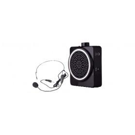 Amplificatore Portatile da cintura c/batteria litio