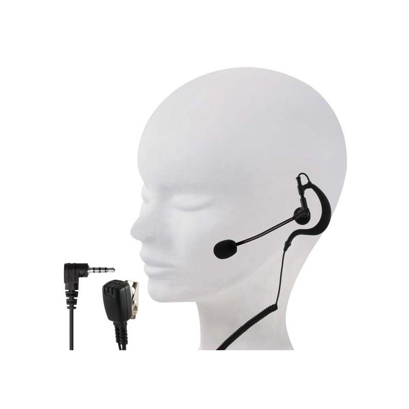 Polmar MA-12 mic/auricolare per MINI