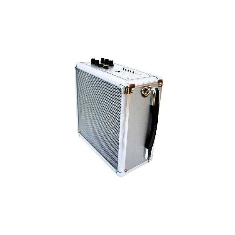 Soundcase 50 amplificata portatile Bluetooth usb radiomicrofono