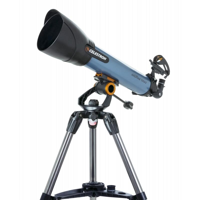 Celestron INSPIRE 100AZ telescopio