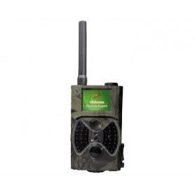 Wildlife Fototrappola Ambientale con DVR e GSM