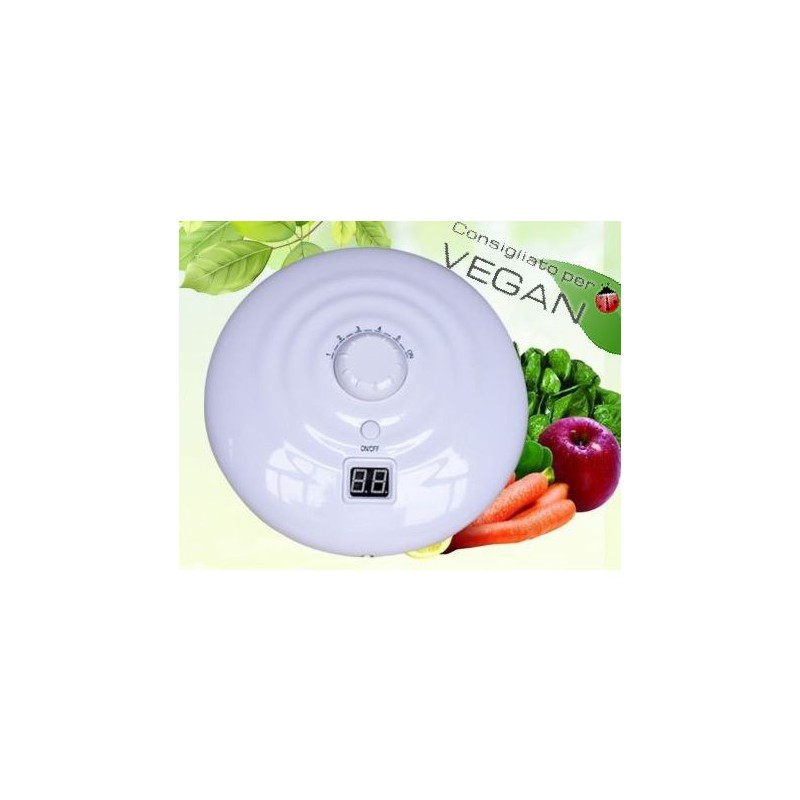 Ozonizzatore domestico per acqua (frutta verdura alimenti) e aria