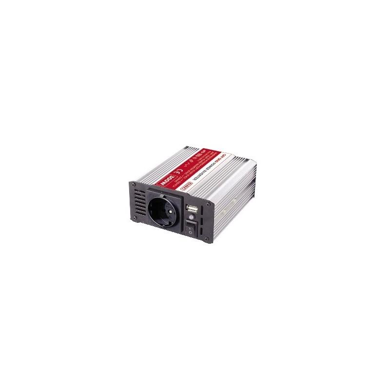 Inverter di corrente 12Vcc / 220Vca 300w