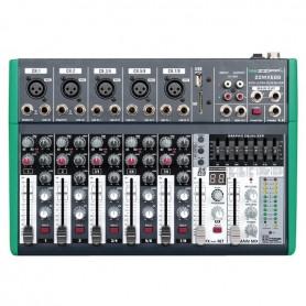 ZZIPP Mixer 8 Canali con DSP E Bluetooth