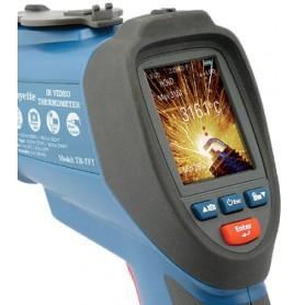 VideoTermometro Professionale a raggi infrarossi