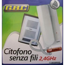 Citofono Digitale Wireless 2,4 Ghz full-duplex