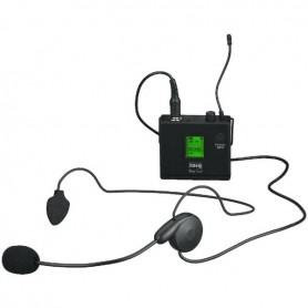 Radiomicrofono Head-set 16ch UHF-PLL