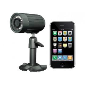 IpCam per VideoSorveglianza da iPhone, Android smartphone, tablet, Pc