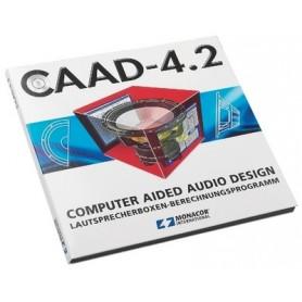 CAAD 4.2 Software Progettazione Diffusori Acustici