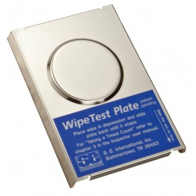 Inspector WipeTest Plate