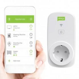 """Presa Wi-Fi per controllo remoto """"intelligente"""" da smartphone"""