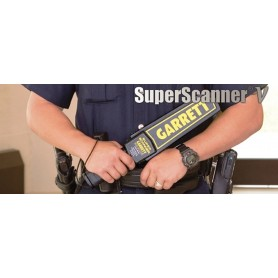 Garrett V2 SuperScanner Security Pack Detector