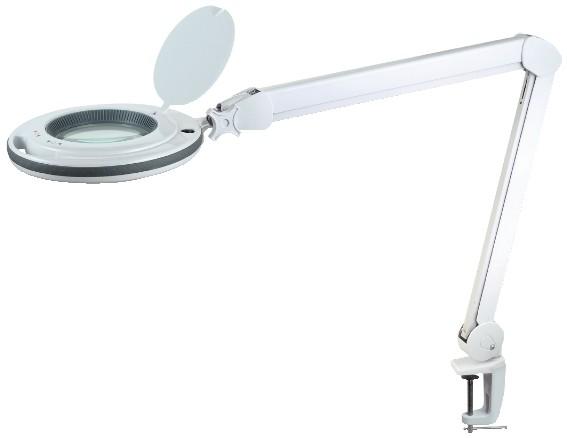 Lampada led dual color dimmerabile con lente tommesani bologna
