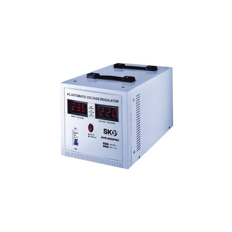 SKB AVR-5000pro Stabilizzatore tensione 5000va/3000w