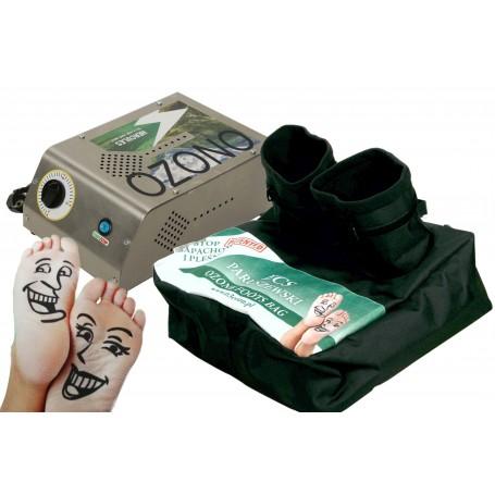 Hercules ozone generator + Foot Bag per trattamento piedi