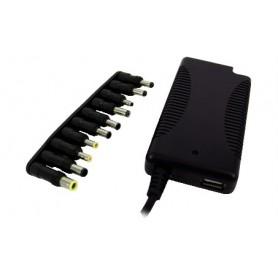 Alimentatore Notebook tensione variabile AUTOMATICA per auto/camion