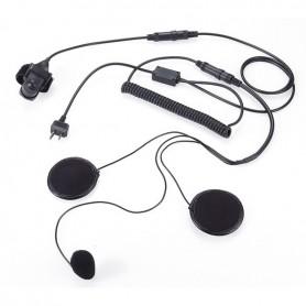 Midland MA46 kit microfono/altoparlante per casco integrale