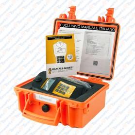 Contatore Geiger Gamma-Scout w/Alert Explorer Limited Edition