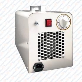 Generatore di Ozono Multifunzione 10/12 g/h (aria) con UV + Ioni e timer analogico