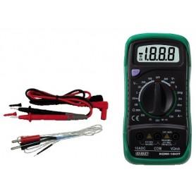KDM-160T Multimetro digitale con termometro