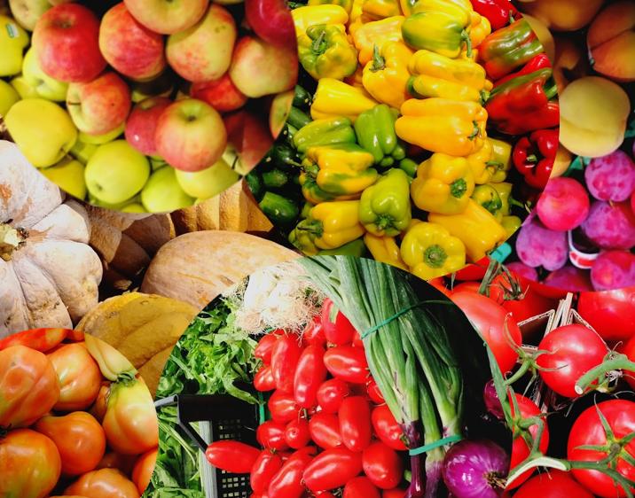Ideale per magazzini di frutta e verdura