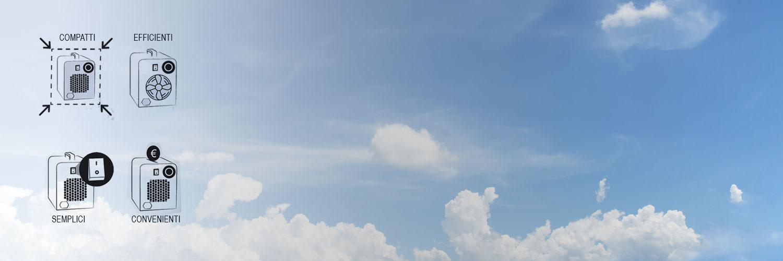 Generatori di Ozono professionali