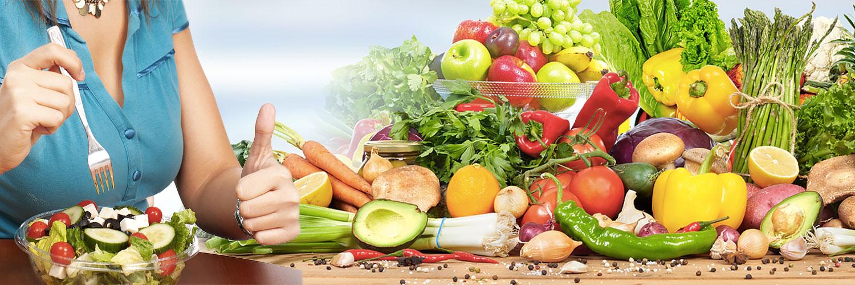Ozono domestico verdura